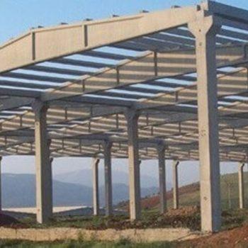 Prefabrik Yapılar